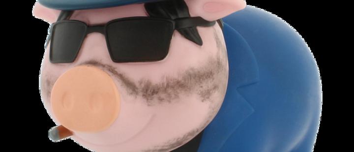 PIGGY BANK – קופת גנגסטר
