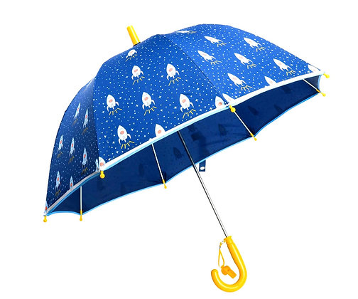 מטריה פטריה חלליות גיל 5+