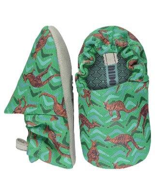 נעלי טרום קנגורו ירוק