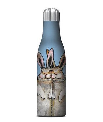 בקבוק  טרמוס  ארנבים
