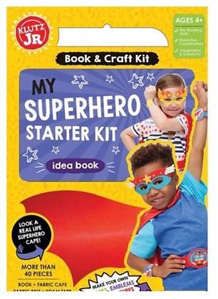 ערכת הכנת גיבורי על גיל 4+