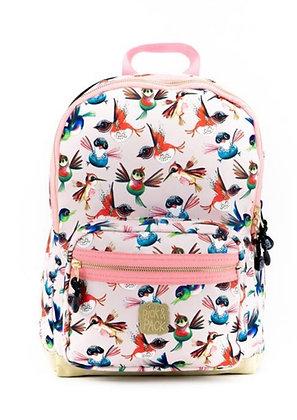 תיק בית ספר ציפורים M