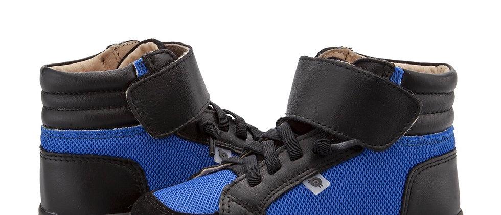 סניקרס שחור כחול