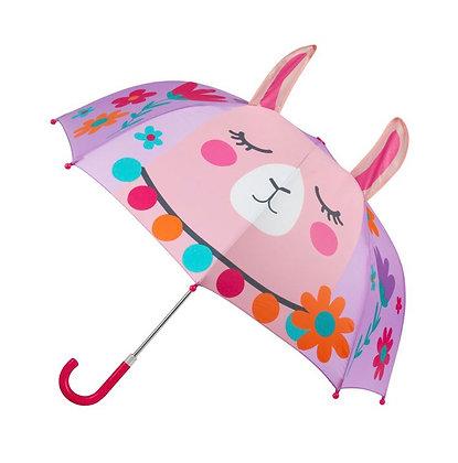 מטרייה לאמה תלת ממד
