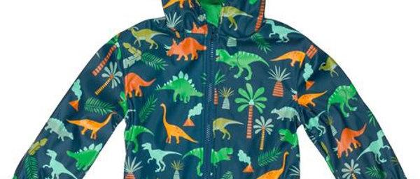 מעיל גשם דינוזאורים