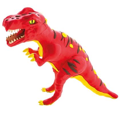 יצירה בבצק והרכבה דינוזאור טי רקס