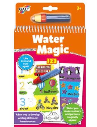 ספר מים לימוד מספרים