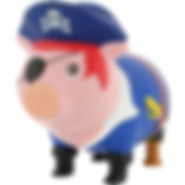 PIGGY BANK – קופת פיראט