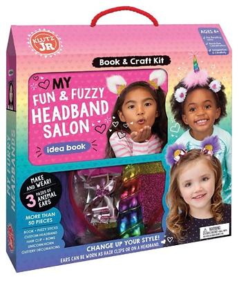 ערכת קישוטי שיער- סדרת הג׳וניור