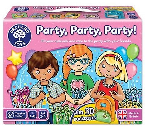 משחק המסיבה הגדולה