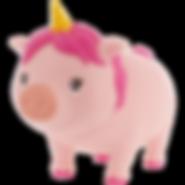 PIGGY BANK – קופת חד קרן