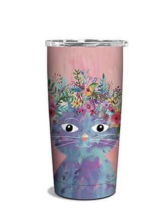 כוס טרמית. חתולה  אביבית