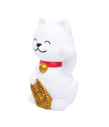 מנורת חתול מזל