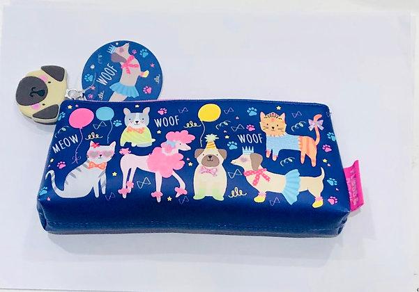 קלמר חתולים וכלבים