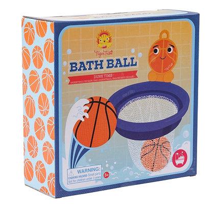 משחק כדורסל לאמבטיה