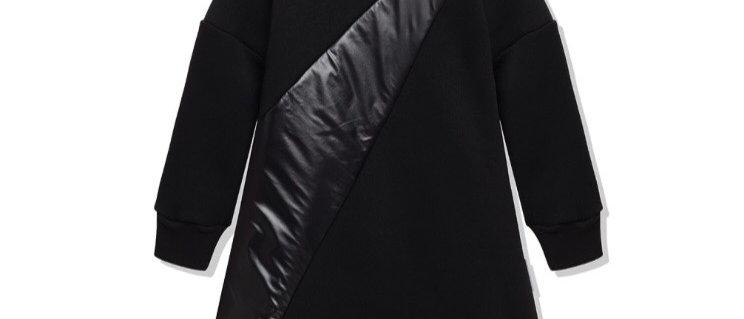 שמלת פוטר שחורה