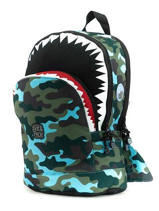 תיק בית ספר טורכיז כריש M
