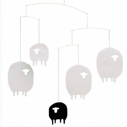 מובייל כבשים