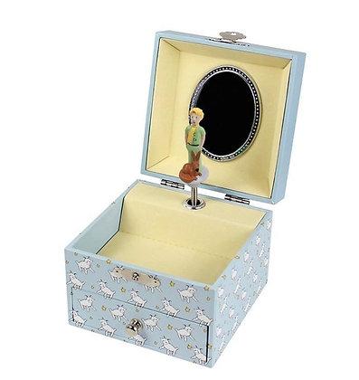 קופסת תכשיטים מנגנת הנסיך הקטן