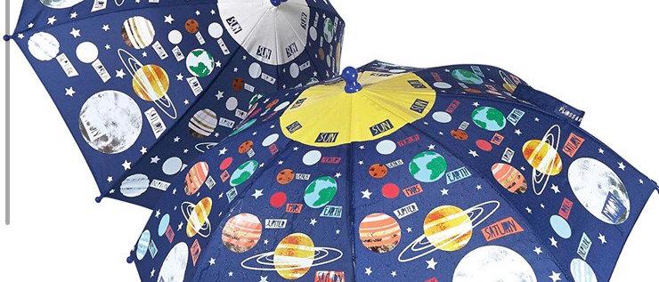 מטריית קסם  כוכבי לכת