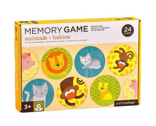 משחק זיכרון חיות