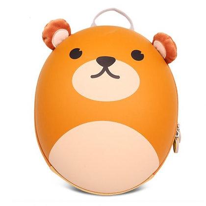 תיק גב קשיח דובי