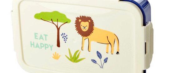 קופסת אוכל מחולקת ל-2 אריה