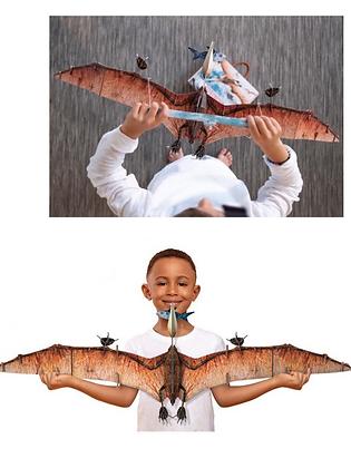 הרכבה דינוזאור פטרנודון תלת מימד