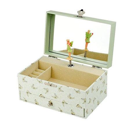 קופסת תכשיטים מהודרת ילדה