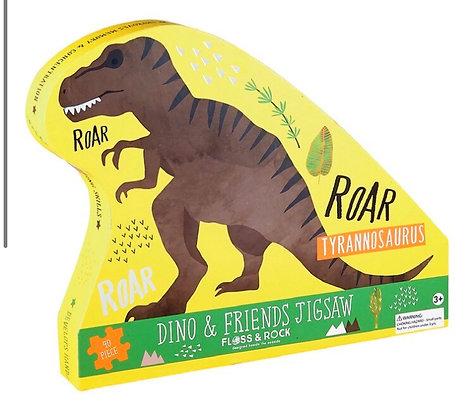 פאזל דינוזאורים 40 חלקים