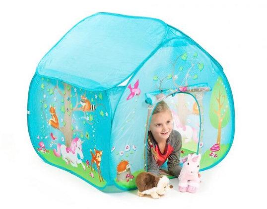 אוהל יער חד קרן