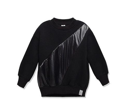 חולצת פוטר שחורה