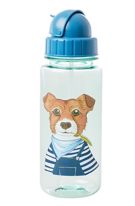 בקבוק כלבלב כחול