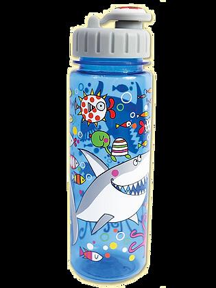 בקבוק שתיה כריש