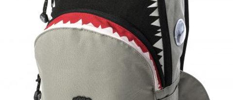 תיק גן כריש