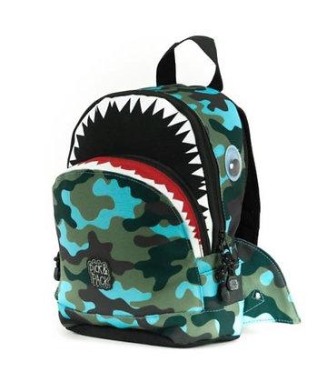 תיק גן טורכיז צבאי כריש