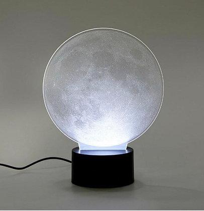מנורת אווירה ירח