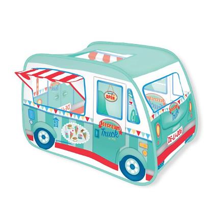 אוהל מכונית גלידה