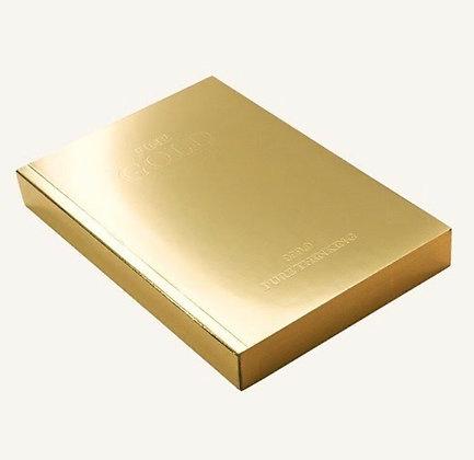 פנקס m זהב גולד