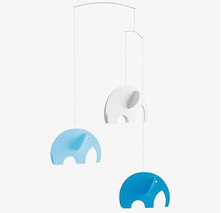 מובייל פילים כחול