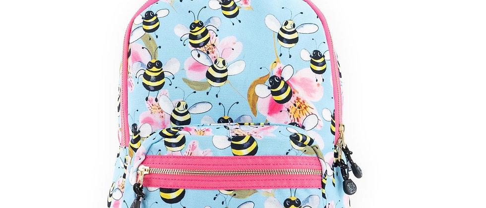 תיק גן גדול דבורים