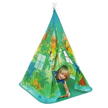 אוהל טיפי ג'ונגל