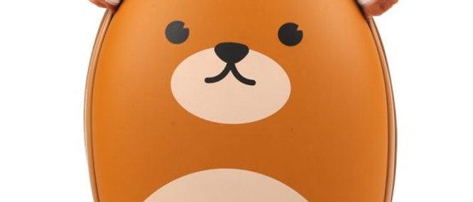 תיק טרולי דובי