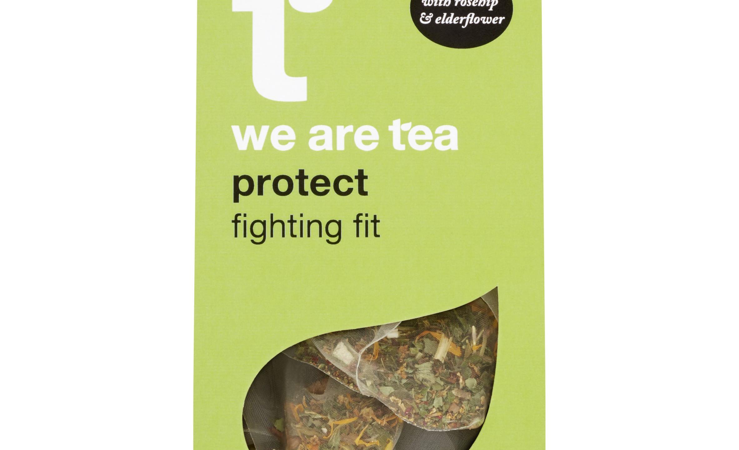 Protect Whole Leaf Tea Bags
