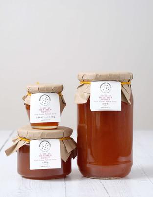 Immune Supporting Forest & Scottish Heather Honey