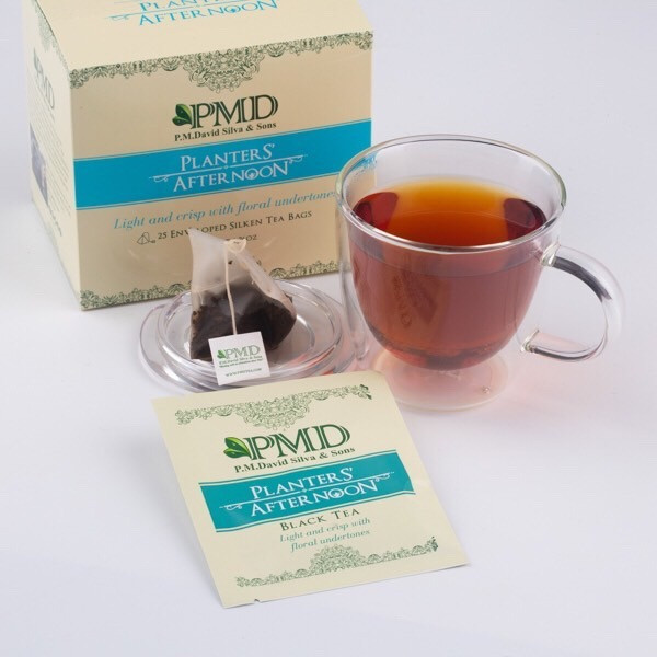PMD Tea Family tea company, ethically sourcing speciality single estate and single batch loose leaf tea, tea bag multipacks and exquisite tea-ware sets. Working with tea plantations since 1945.