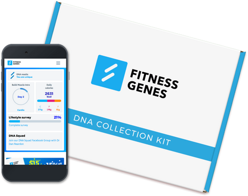 FitnessGenes DNA Analysis: The Ultimate Fitness Tech Gift To Make Getting Healthy & In Shape