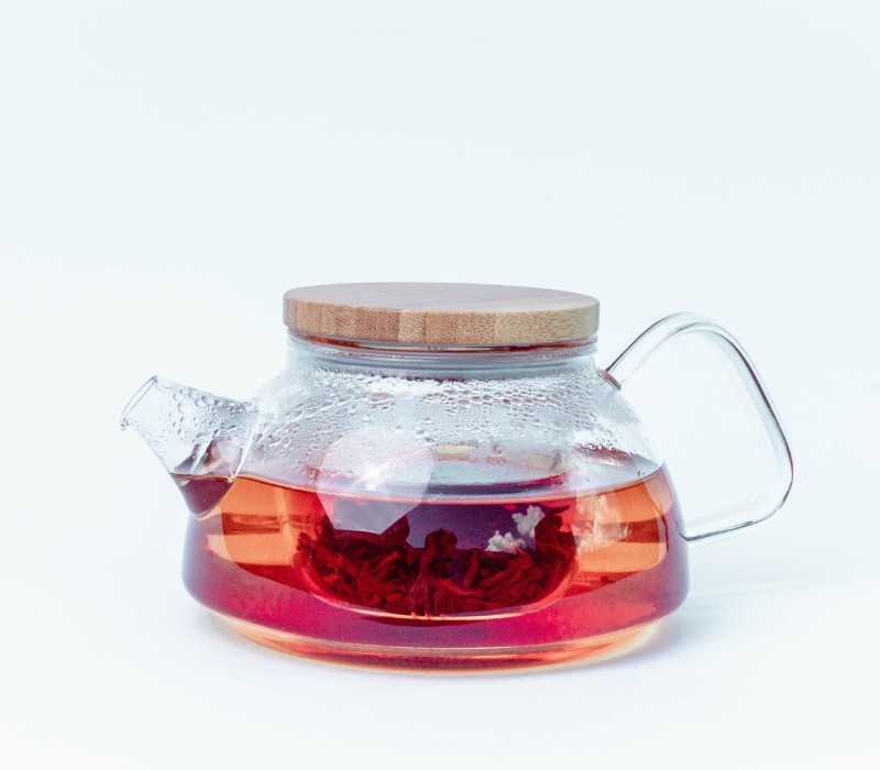 Glass Teapot & Tea Infuser