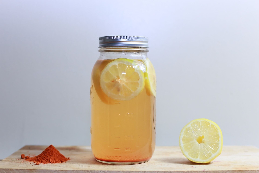 Herbal Sore Throat Remedy Fire Cider Recipe