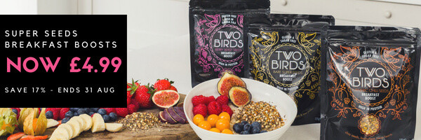 Super Seeds Breakfast Boosts NOW £4.99 saving 17%